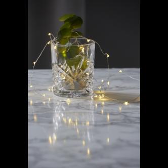 Ljusslinga Dew Drop - 100cm